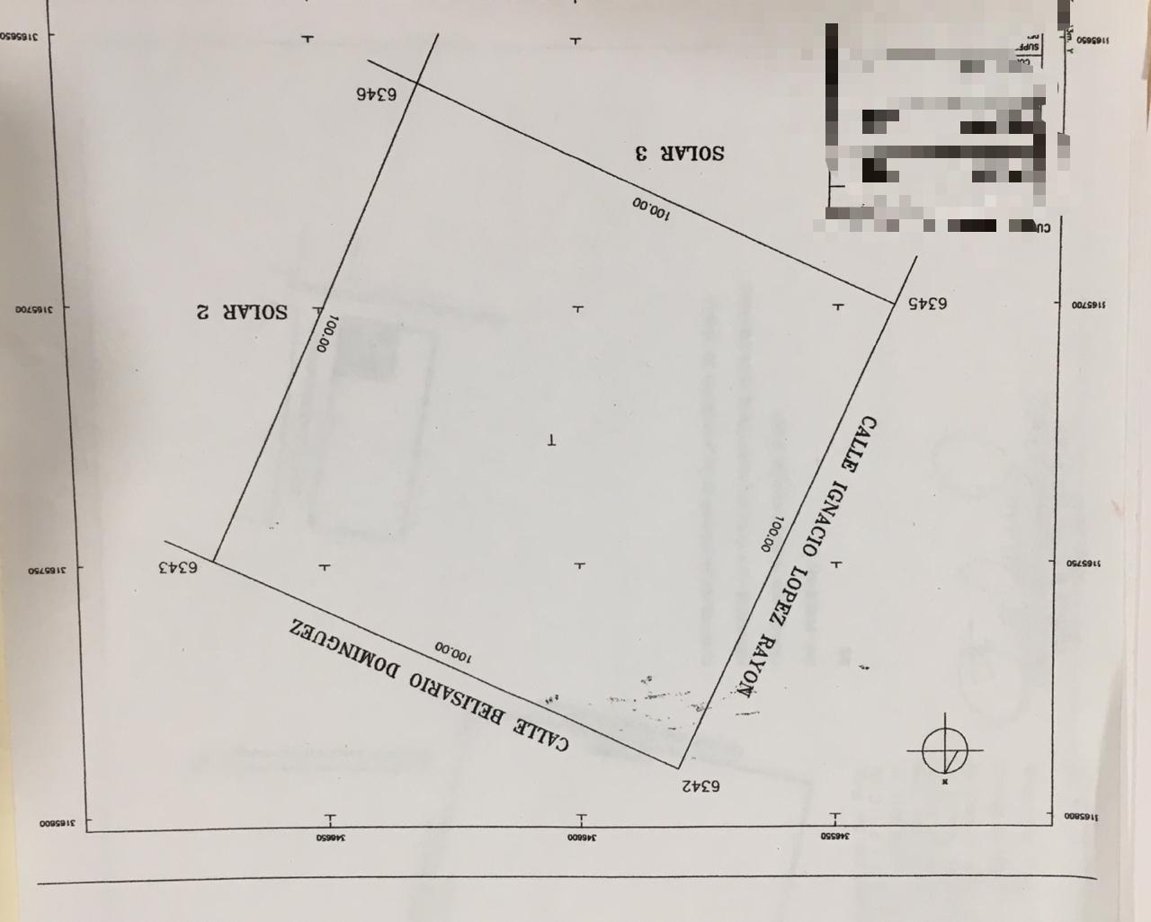 Se vende terreno Rustico- industrial cerca de la cartonera Gondi, a un lado de la empresa Coca-Cola grupo ARCA a 2 km de la compañía Cervecera Constellation Brands (VT #145-2/18)