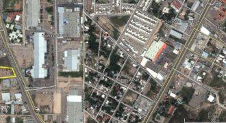 Venta Terreno ubicado en Blvd. Manuel Pérez Treviño a un lado de John Deer (KENWOORTH) en Piedras Negras Coahuila (VT #125/18)