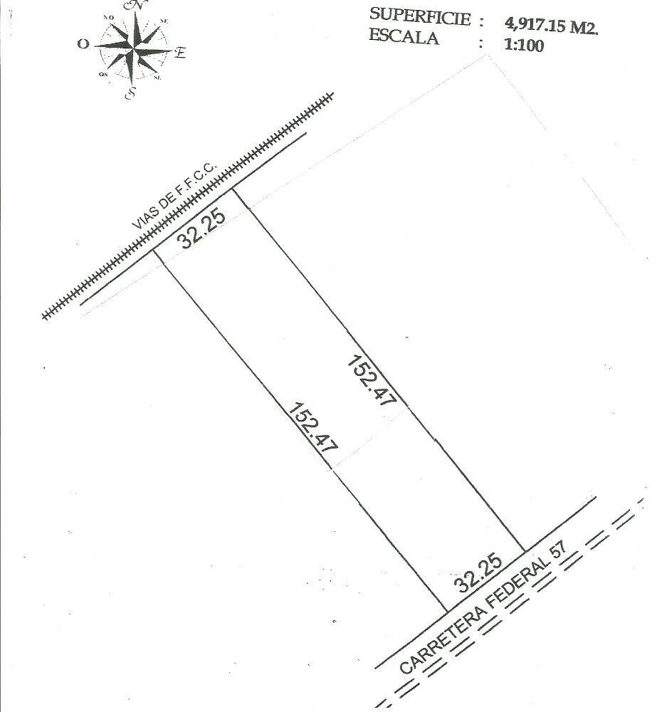 Renta Terreno Comercial Ubicado en Vías DE FFCC Y Carretera Federal 57 en Nava Coahuila (RT #15)