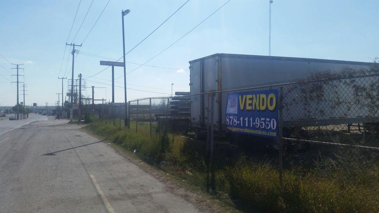 VENTA TERRENO COMERCIAL Libramiento MANUEL PEREZ TREVIÑO 411 COL. LOMAS DEL NORTE (VT #156)
