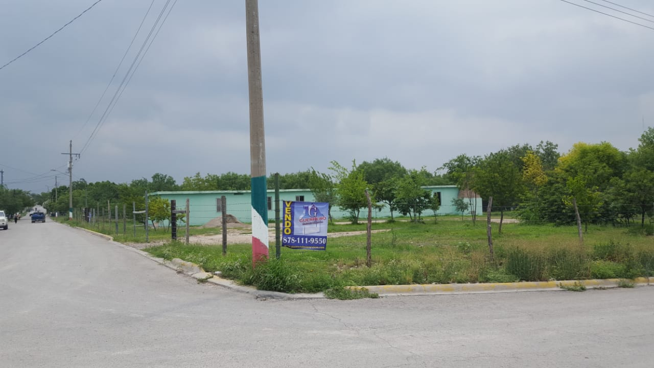 Venta de Propiedad con Terreno y casa, Calle Armando Elizondo #140 esquina Calle Francisco I. Madero, Col. Venustiano Carranza.(VP #1)