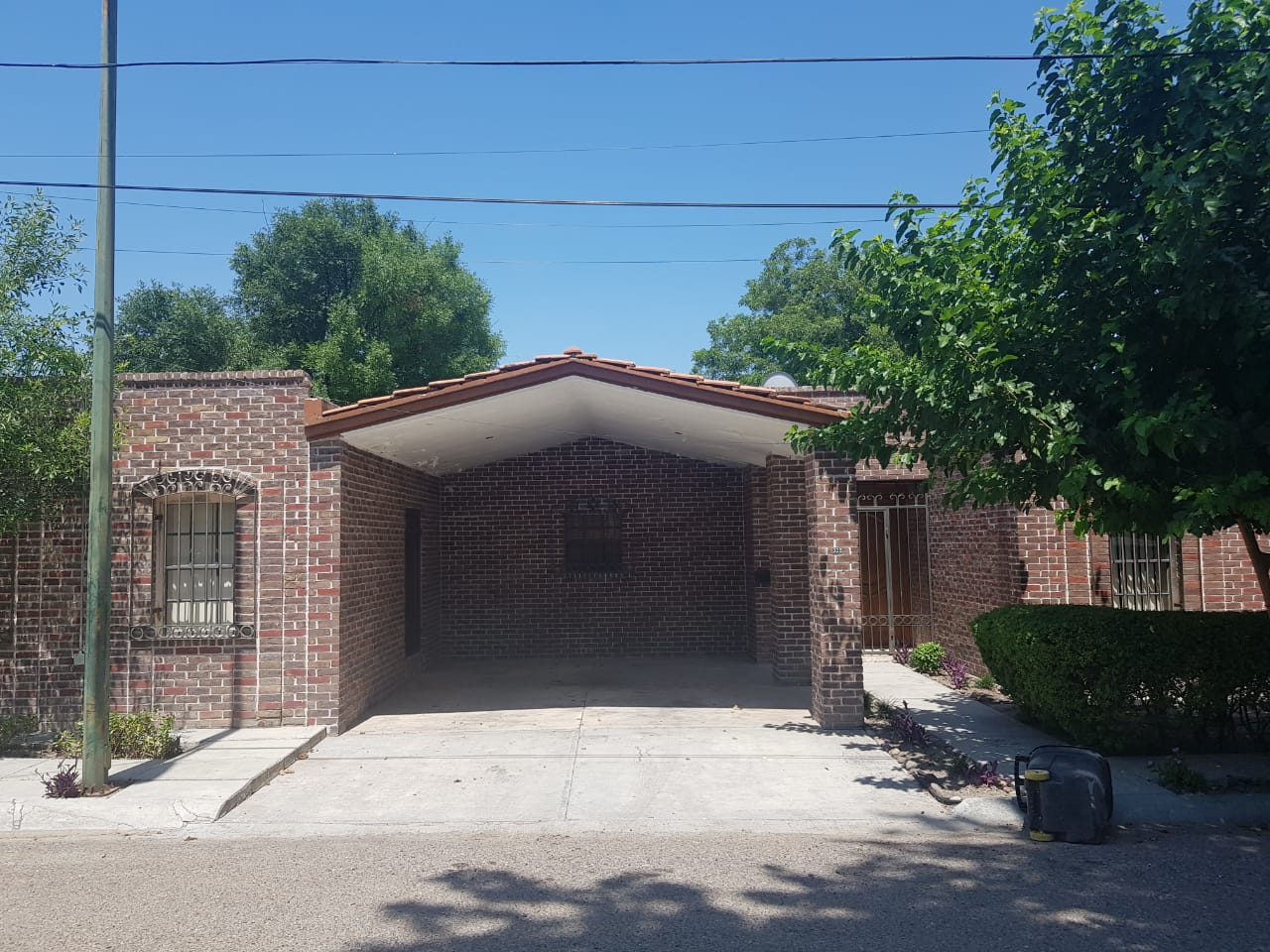 Renta Casa Residencial, semi amueblada, Col. Tecnológico, Piedras Negras, Coahuila.(RC #47)