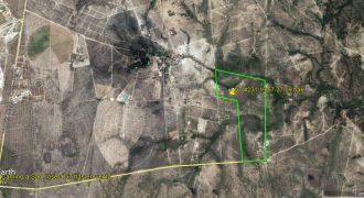 Venta de terreno Rustico a 8 km del aeropuerto, camino a San José (57 ha) VT# 231