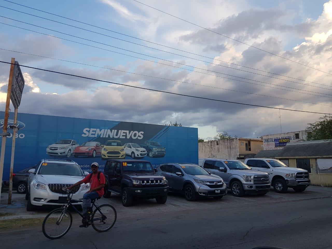 Venta de Terreno Comercial, Av. San Luis y Calle Mérida entre Av. López Mateos y Calle Coahuila, Col. Roma, Piedras Negras Coahuila. (VT #244)