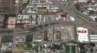Vendo Terreno Comercial, Calle Río Pánuco #427, Col. Las Torres, Piedras Negras Coahuila. (VT #246)