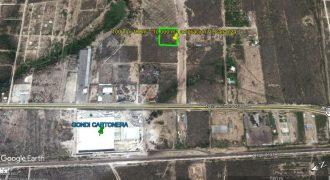 Renta de Terreno Rustico sobre la ampliación del Blvd. V. Carranza a 300 mts del entronque con carretera #57 a Nava Coahuila.(RT #17)