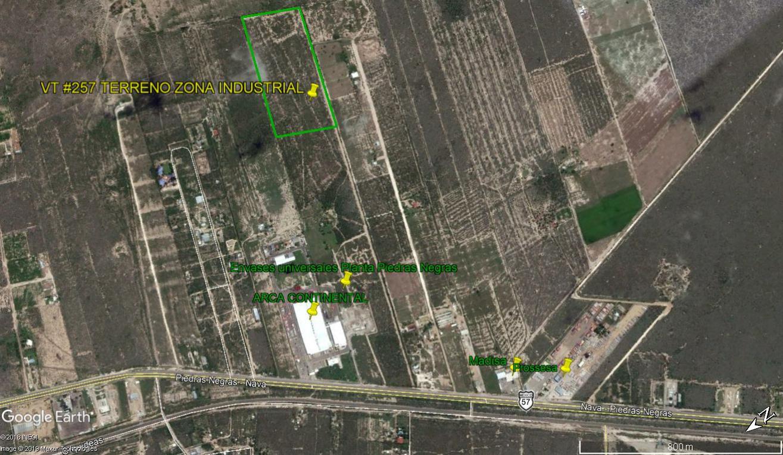 Venta Terreno Zona Industrial (VT #257)
