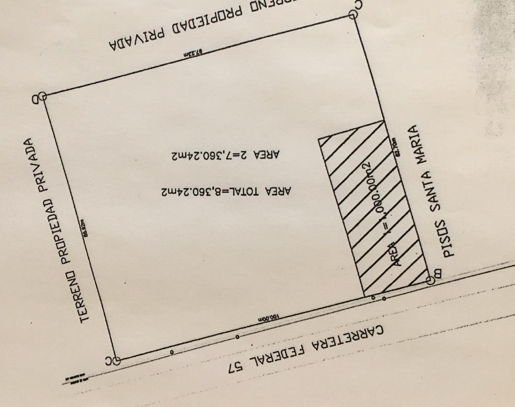 Se Vende Terreno, Blvd Eliseo Mendoza Berrueto, 8,360 m2 entre calle Centenario y Maderas Clemsa Col. Altamira (VT #266)