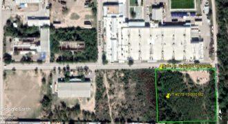 Se Vende Terreno Dr. Salvador Chavarría y Prol, Padre de las casas, Col. Parque Industrial del Norte. (VT #275)