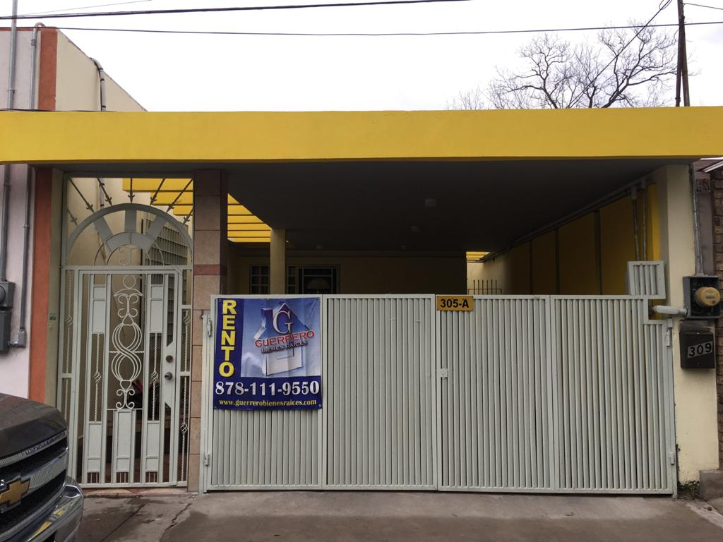 Rento Local para Oficina, Padre de las casas Col. Centro. Piedras Negras Coahuila (RL #24)