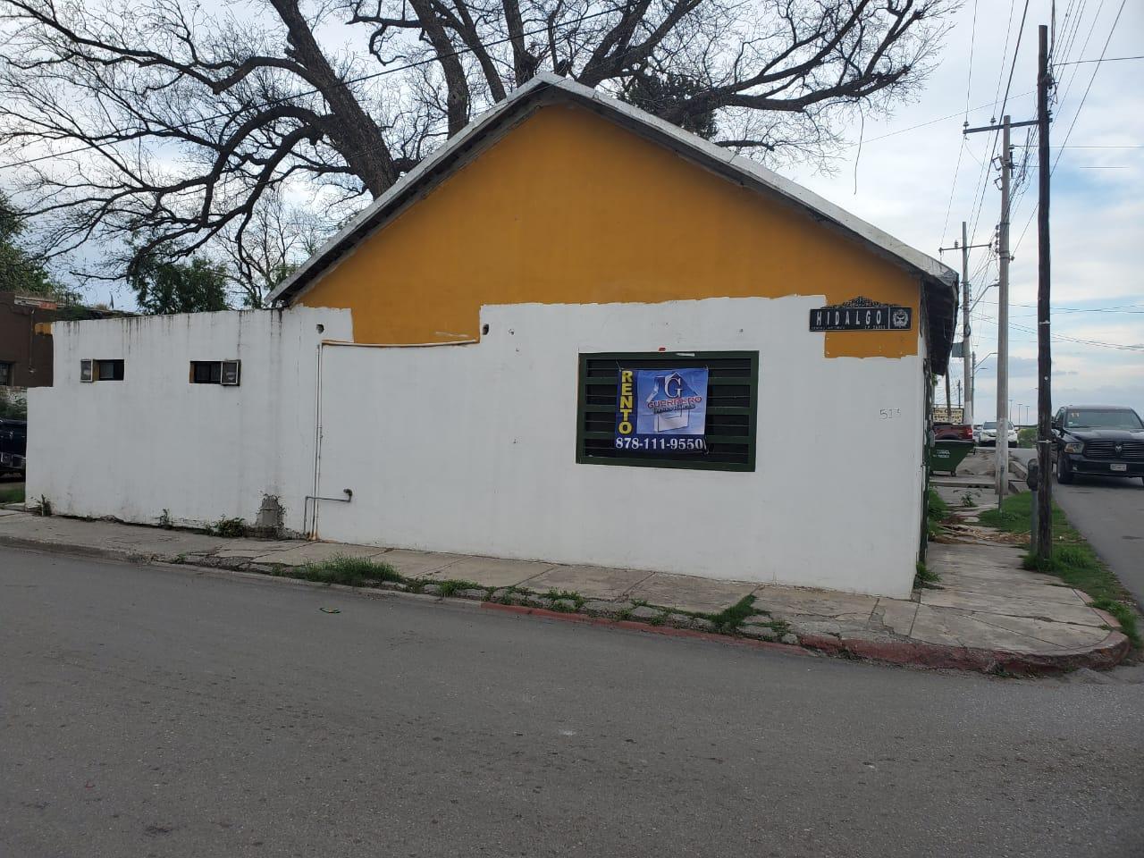 Rento Local Comercial $8,000 Calle Fuente esq Hidalgo zona Centro, Piedras Negras Coahuila.(RL #27)