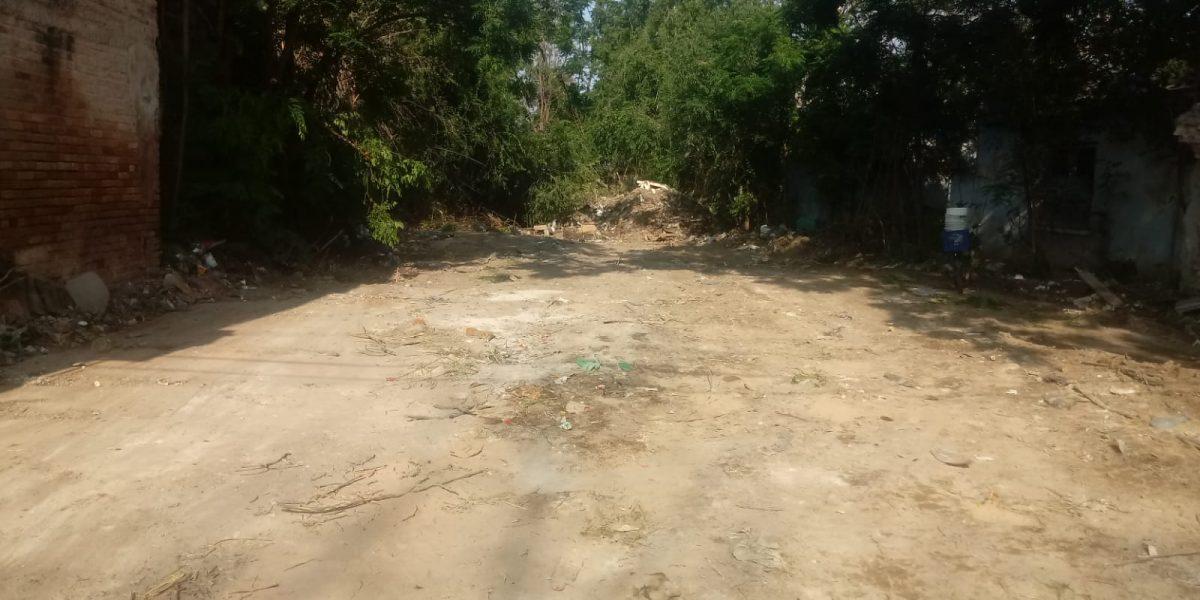 Venta de terreno en calle ocampo zona centro