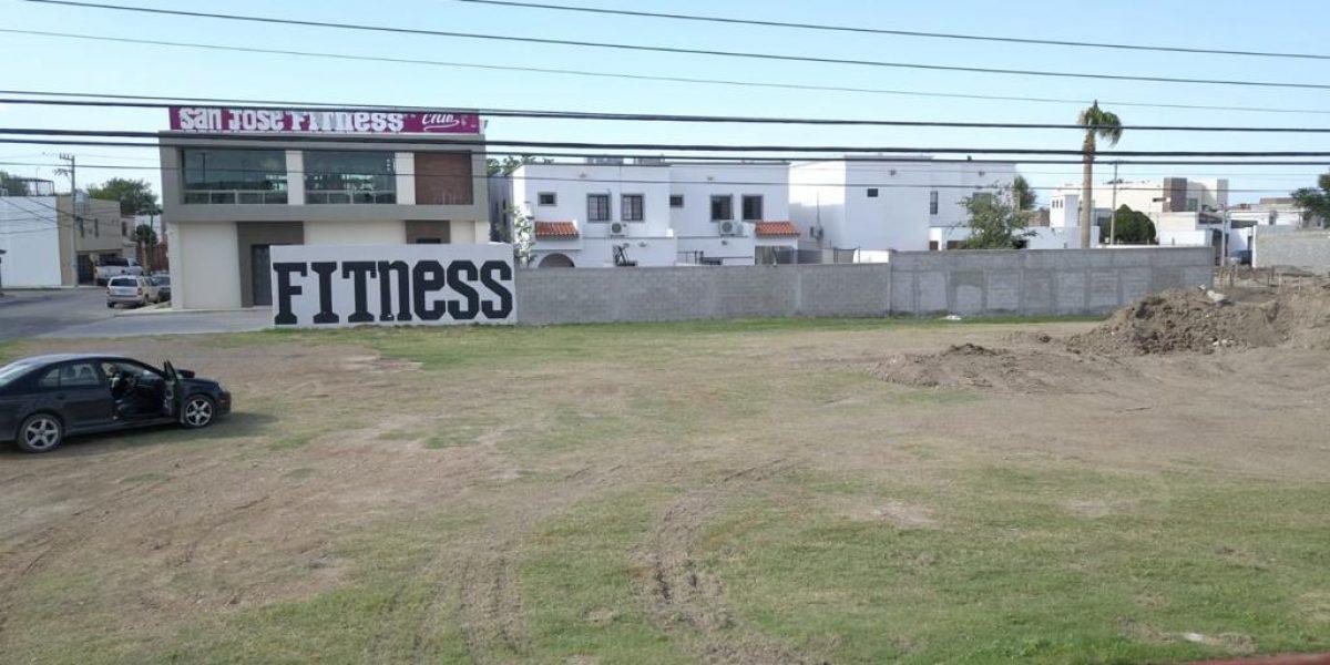 Terreno comercial en renta calle san Juan col San Jose a espaldas de autos 16s