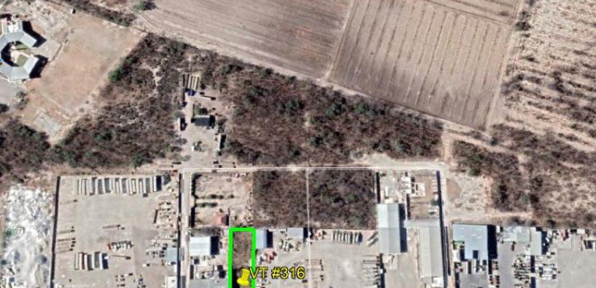 Venta terreno 2,350 m2 sobre Blvd. Republica (antes Jose Lopez Portillo) Ubicado entre DELSA autotransporte y Alimentos Santa Maria