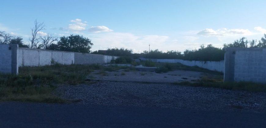 Se vende Terreno Ideal para Quinta 3,019.33 m2, Col. V. Carranza.(VT #267)