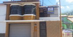 Venta casa habitación dos plantas con cochera calle calzada de la ronda