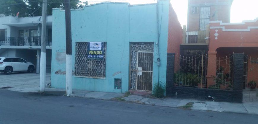 VENTA CASA 3 recamaras CALLE MORELOS ZONA CENTRO